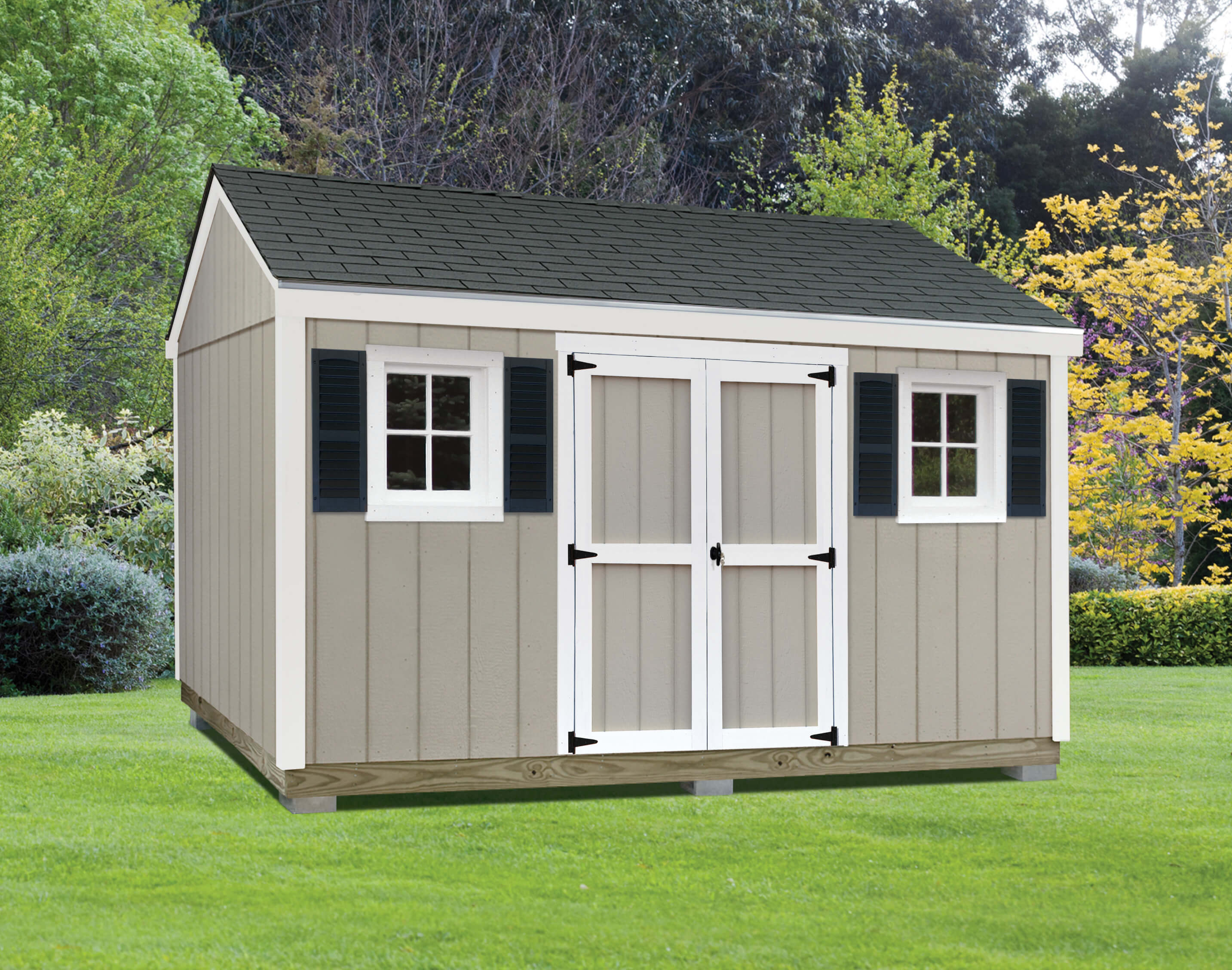 Get Prefab Sheds to make your construction faster