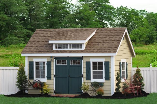 prefab sheds beautiful backyard sheds u0026 garages EJVJEUO