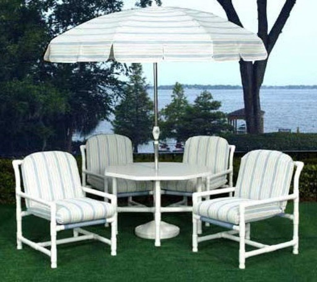 pvc patio furniture sets BWBKTIX