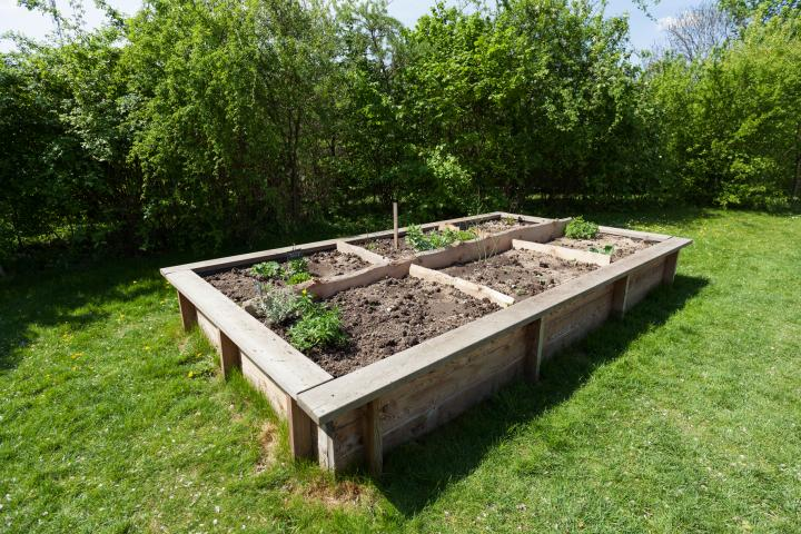 raised bed gardening planning, building, and planting a raised garden bed UQHXLLD