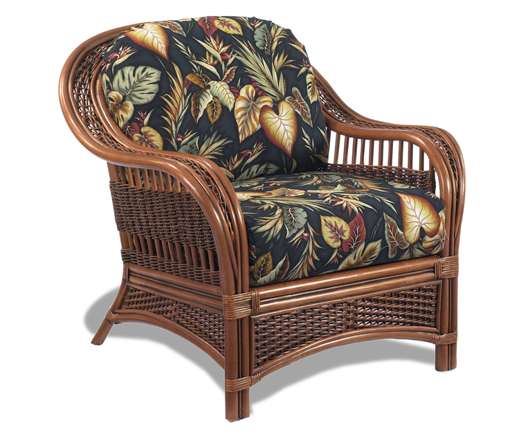 rattan furniture rattan chair - tigre bay | wicker paradise NRAURKC
