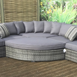 rattan outdoor furniture grey rattan garden furniture sets