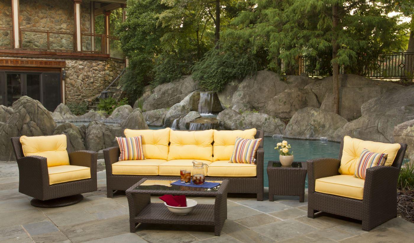 rattan patio furniture outdoor wicker furniture - patio sets UPUATZB