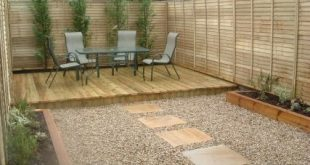 read on to discover some great, modern garden decking ideas that will VETXZYJ