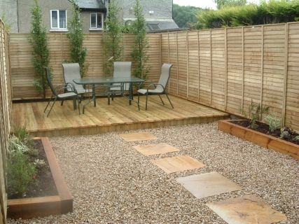 read on to discover some great, modern garden