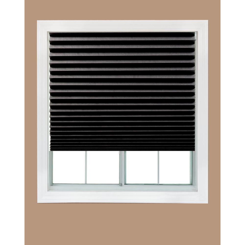 redi shade black out paper window shade - 48 in. w x AFFQRLV