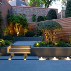 regardless of space your modern garden design depends on what you can AOMLHMH
