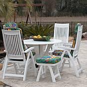 resin patio furniture QCZZLJA