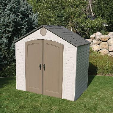 resin storage sheds lifetime 8u0027 x 5u0027 resin storage shed WQWSEPG