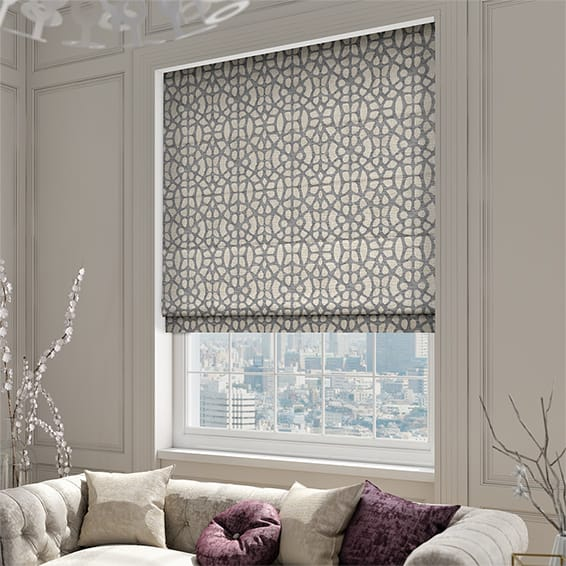 Keep the Rays away by using Roman Blinds for your windows ...