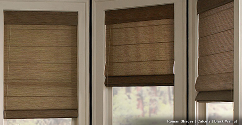 roman curtains ... brown roman shades ... HNGIHQY