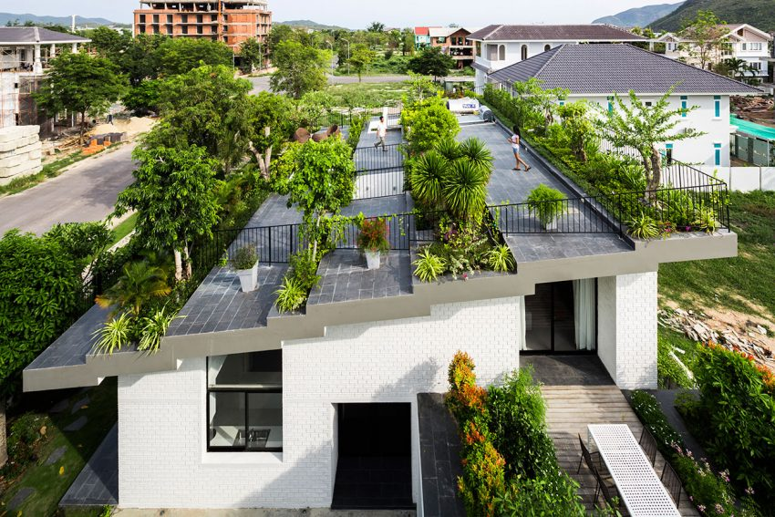 roof garden collect this idea arrchitecture green roof residence LQUZMOH