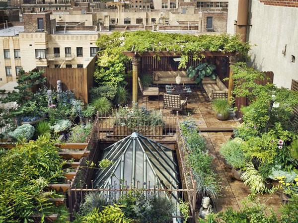 roof garden design not ... RPLPZKD