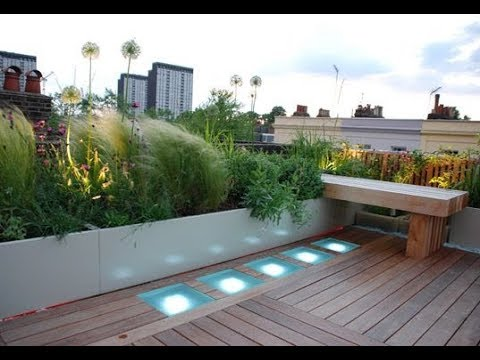 roof garden #diy #diyfurniture #lifehacks WWLCQHJ
