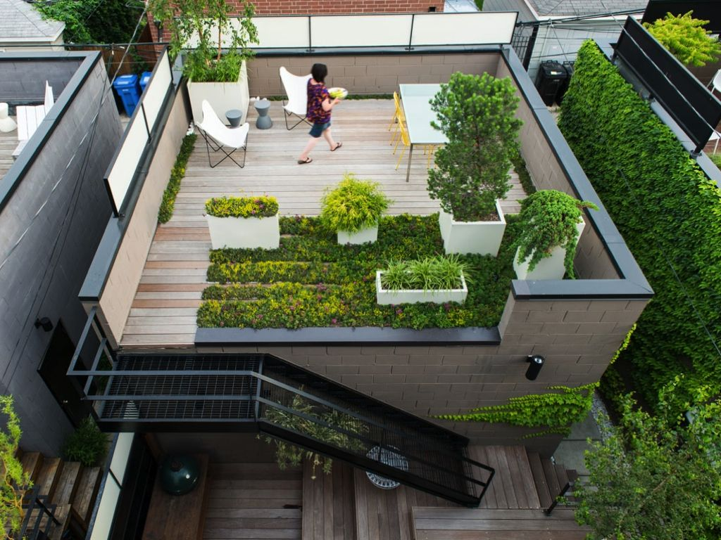 roof garden rooftop garden ideas to try in your home long ago we have YRZXZBP