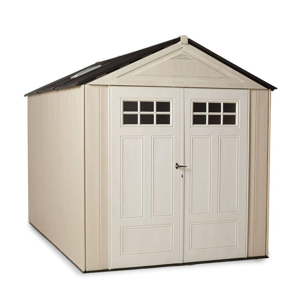 rubbermaid sheds rubbermaid big max 10 ft. 7 in. x 7 ft. 3 in. SBKEZPN