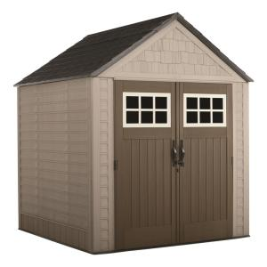 rubbermaid sheds rubbermaid big max 7 ft. x 7 ft. storage shed-2035892 - the QHKEBWN