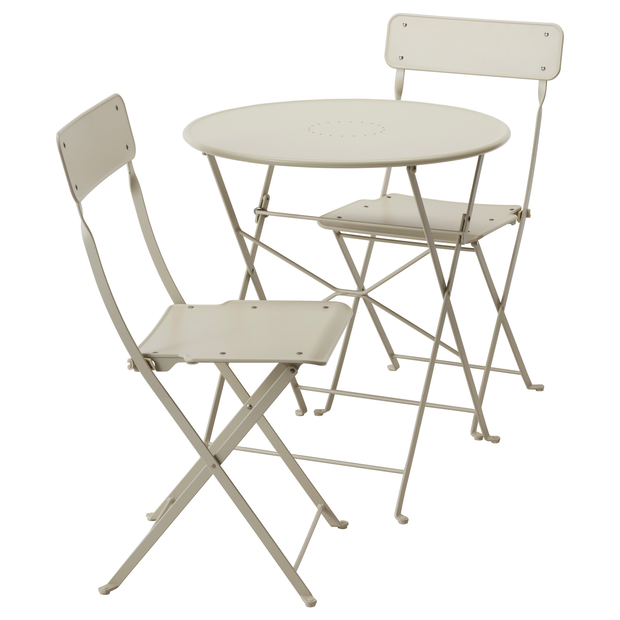 saltholmen table and 2 folding chairs, outdoor outdoor table and chairs ebay AZRXRHZ