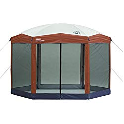 screened canopy 1 of coleman back home instant screenhouse, 12 x 10 feet KDIJMQC