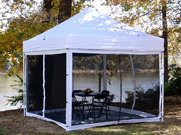 screened canopy IPJSSPV