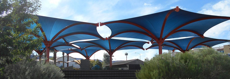 shade structures HJKBKHR