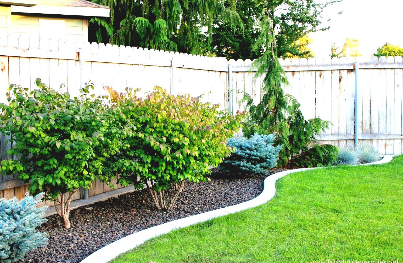 simple garden ideas simple garden design ideas on a budget at shelovesseven com QRKVGCL