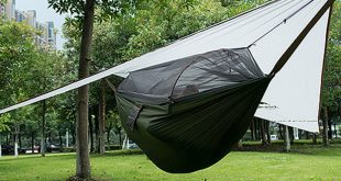 simple hammock with canopy GJPURRY