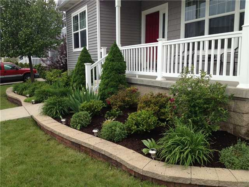 simple landscaping ideas front-yard-landscape (41) YTOTOSO & Forgotten Simple landscaping ideas \u2013 Decorifusta