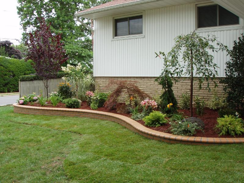 simple landscaping ideas simple front yard landscaping ideas philippines LWSTWPI