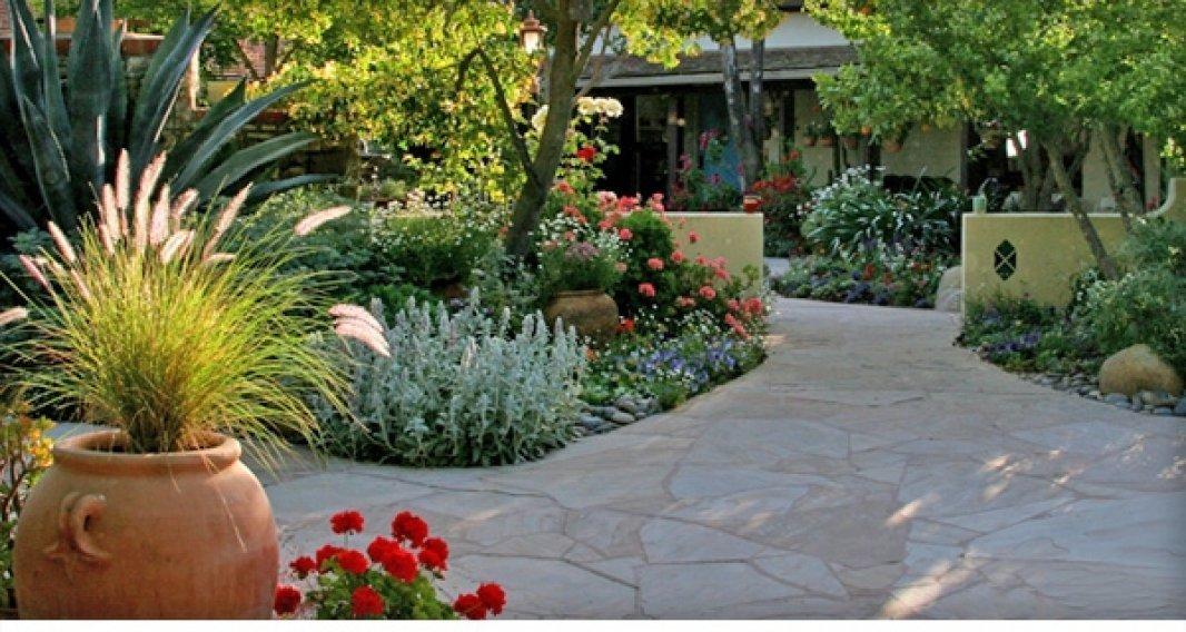 slate stone patio apartment patio garden ideas HUSOOOT