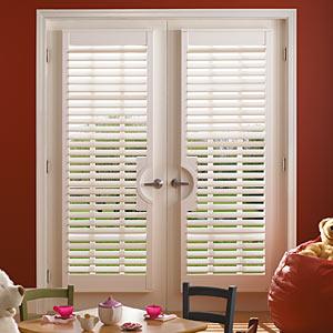 Types of Sliding door blinds