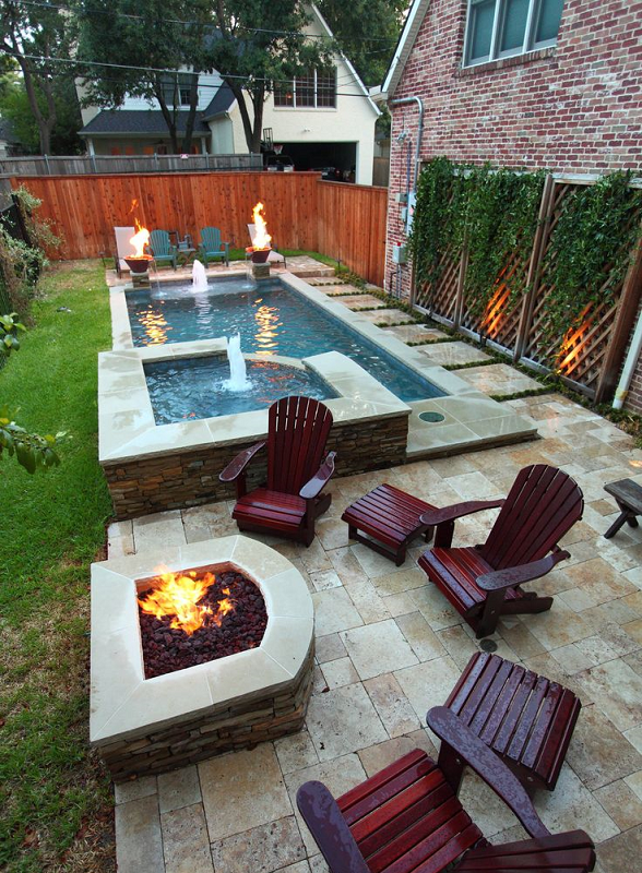 small backyard ideas 15-pool-yard UDCVYIA