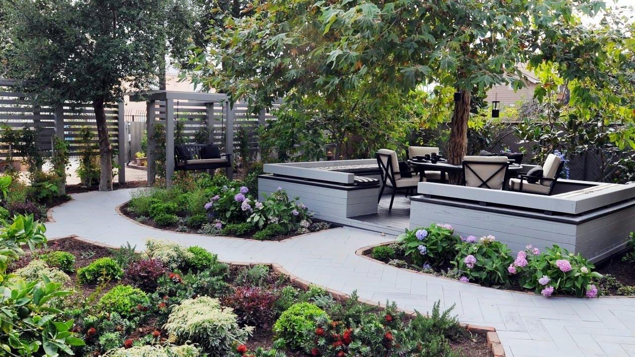 small backyard landscaping ideas - backyard garden ideas
