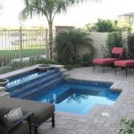 Types of Small backyard pools