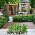 Small garden design tips of new gardeners