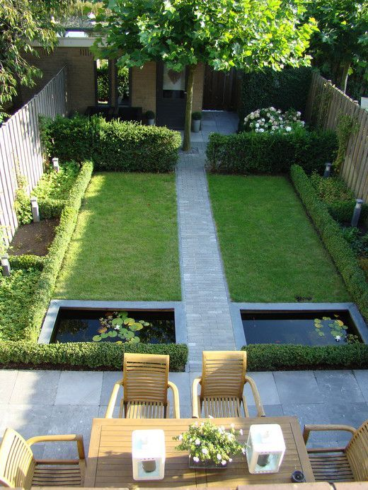 small garden ideas hereu0027s our favorite 25 design ideas of small backyards. more XFAWSJZ