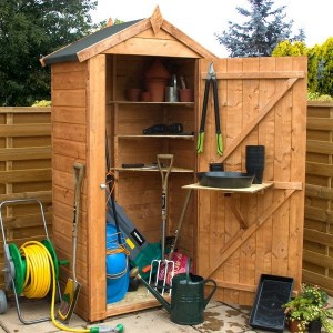 small garden shed do you have room for a small shed? GZBAVMK
