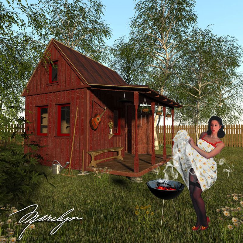 small garden shed plans marilyn XVRHKHM