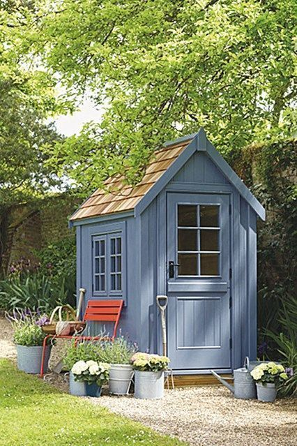 Innovative Small garden shed ideas