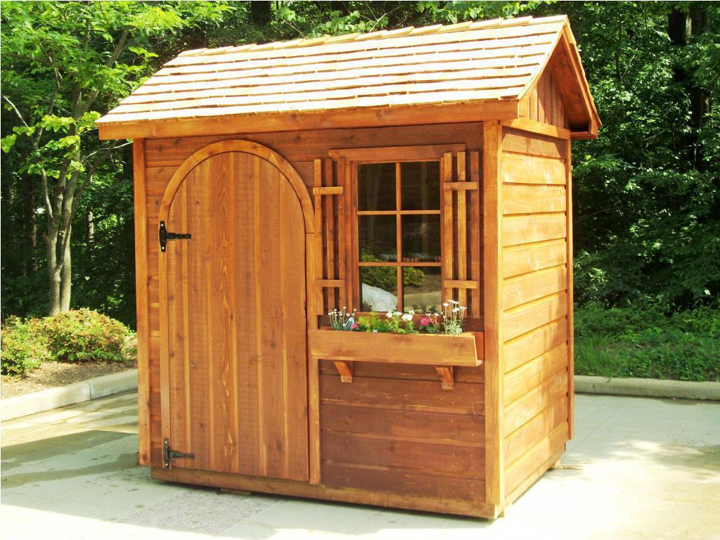 small garden shed smothery ... SVVBFHE
