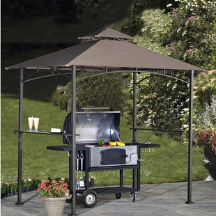 small gazebo replacement canopy for grill gazebo PKIMUOI