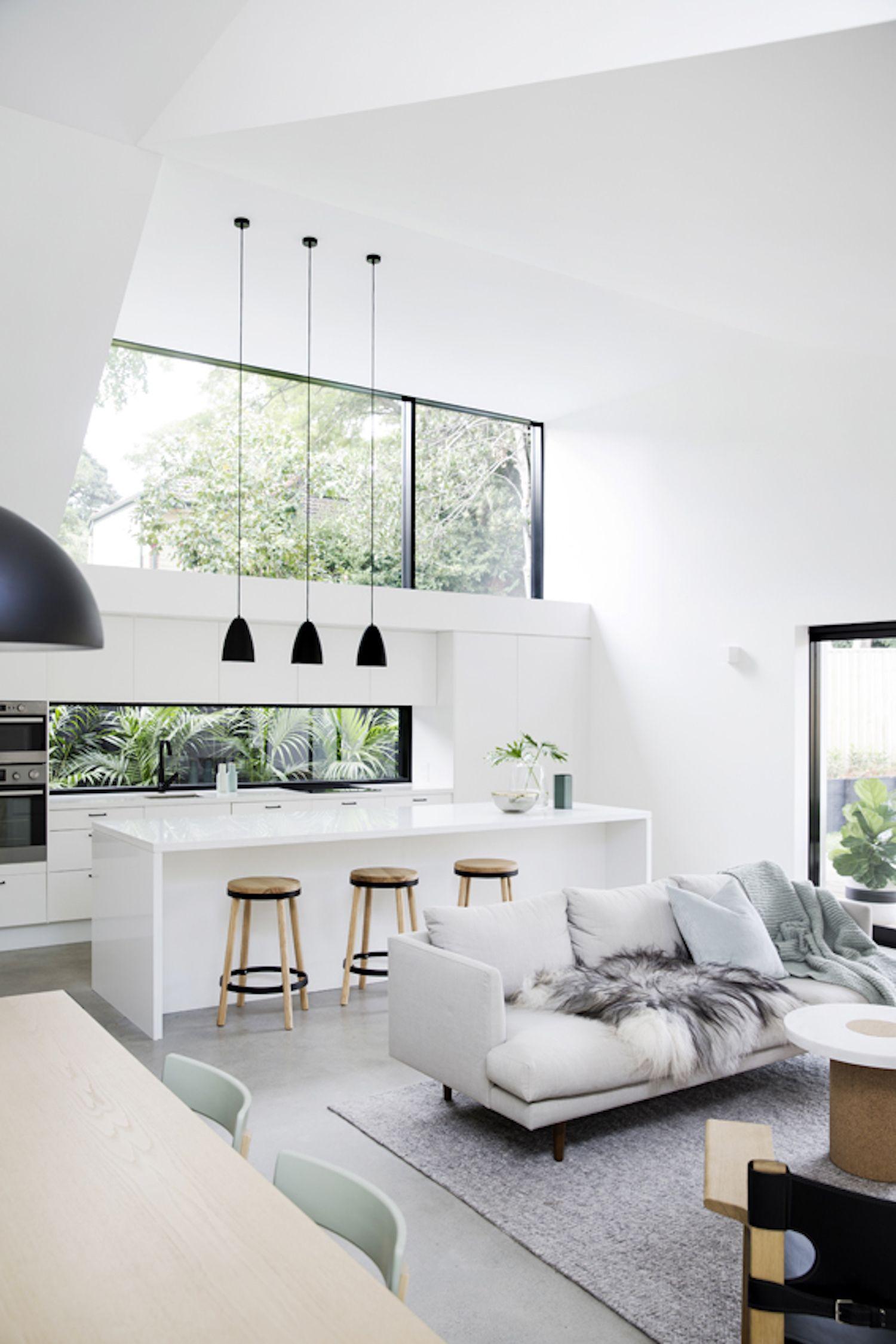 small house interior design allen key house by architect prineas | est living MFIJJER
