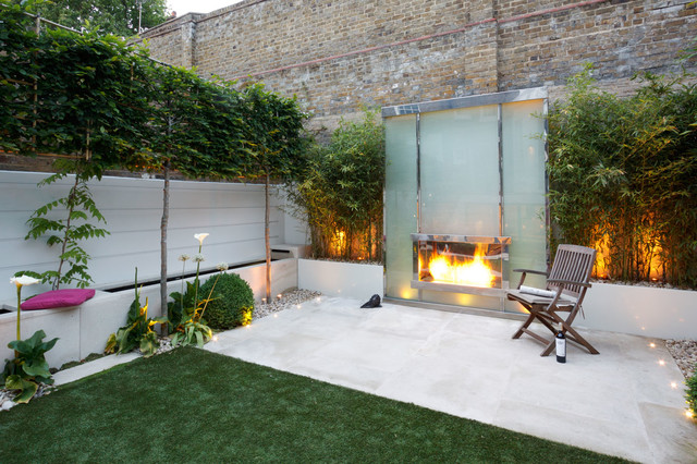 small modern garden in kensington contemporary-garden SCGMCSY