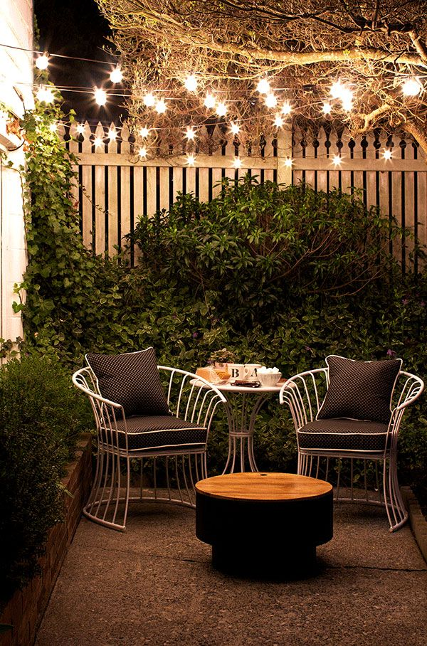 small patio decorating ideas ... GPITWMO