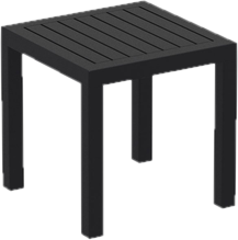 small patio table patio side tables QAMOJIO