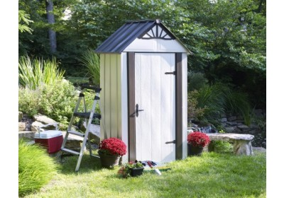 small sheds arrow 4x2 designer™ metro shed CKTLUUV