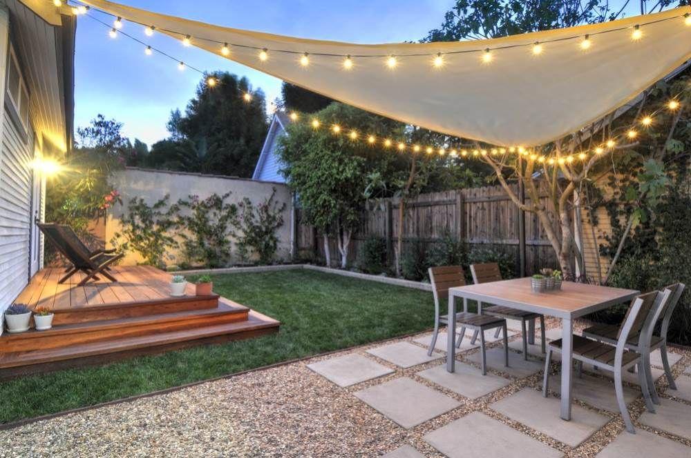 small yard ideas simple but wonderful backyard landscape design 48 - about-ruth DUGQKYZ