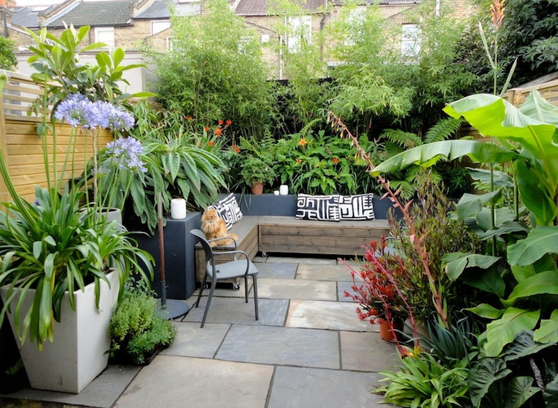 small yard landscaping 15 small backyard ideas to create a charming hideaway XVRVVKJ