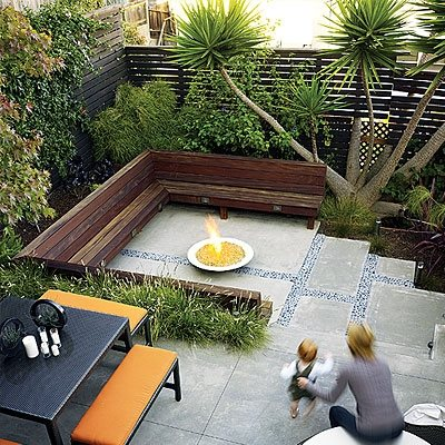 small yard landscaping big ideas for small yards VHGOMOP