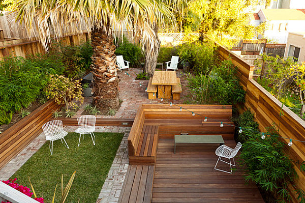 small yard landscaping view in gallery small landscaped backyard UDVXYAG